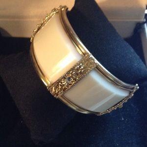 Vintage style cuff bracelet